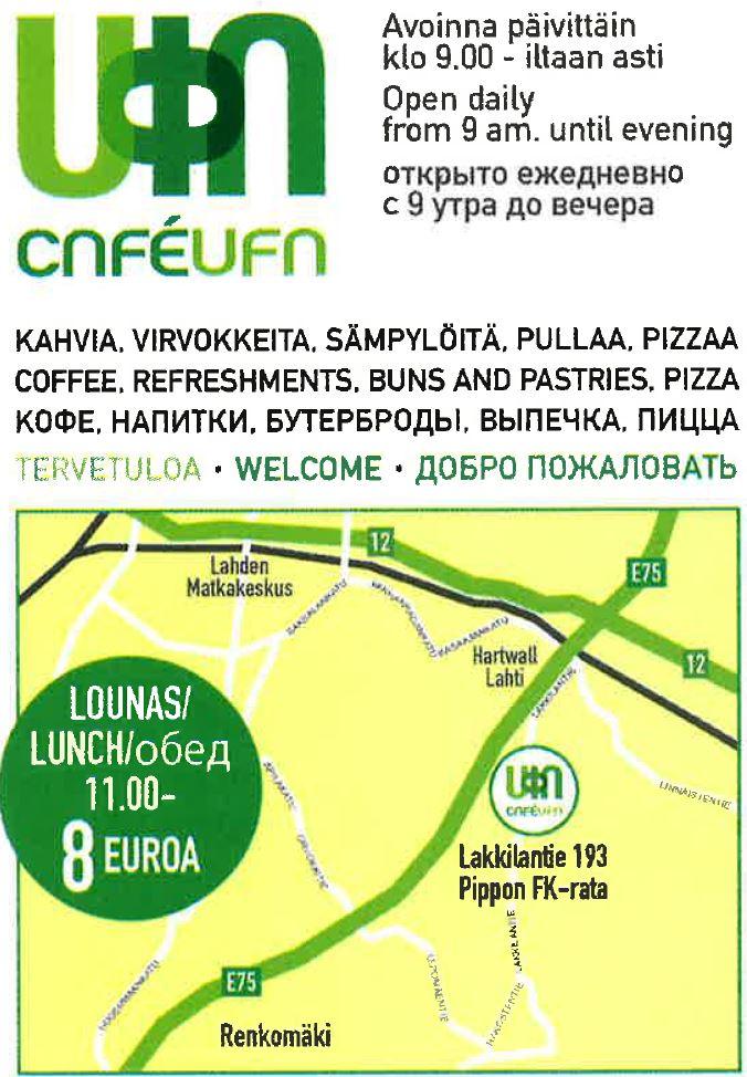 Cafe Ufa